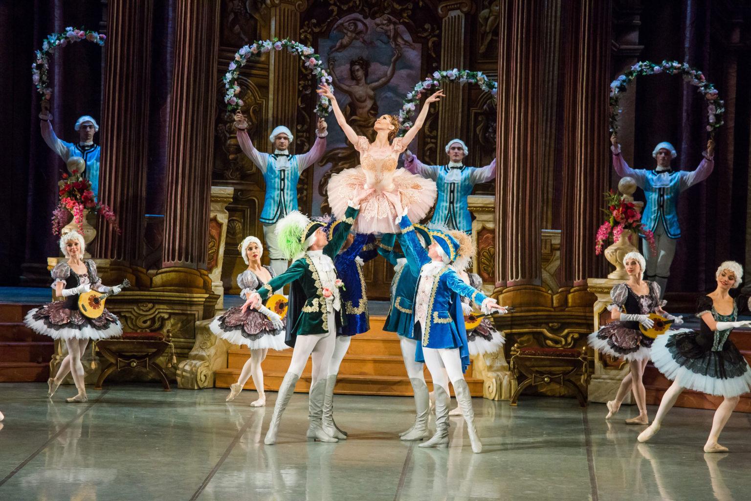 La Bella Addormentata Teatro Verdi di Trieste