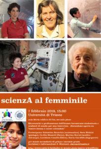 Scienza al femminile