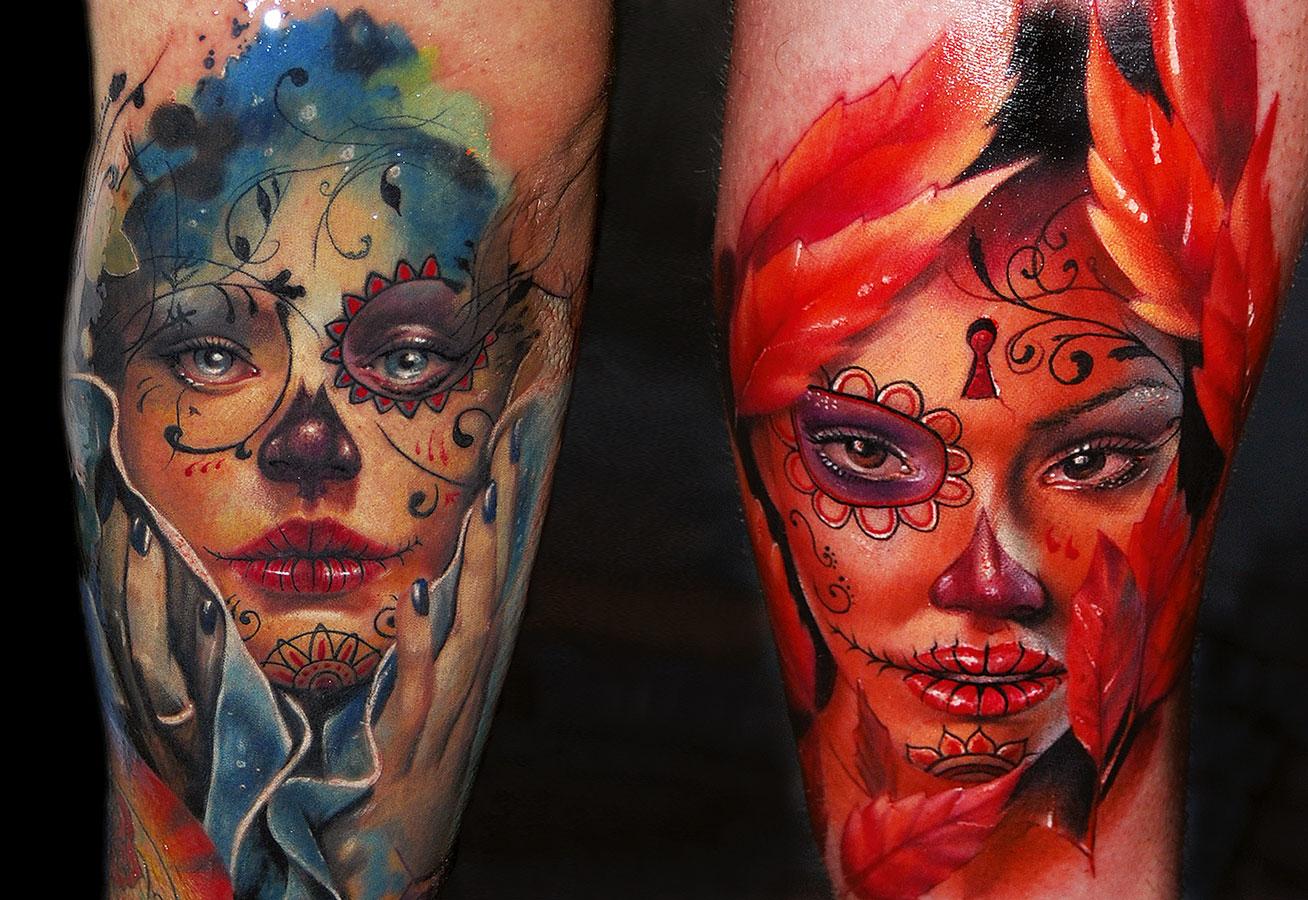Catalogo Tattoo 2017 si inaugura la mostra verapelle, i tatuaggi artistici di