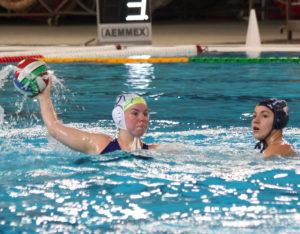 Francesca Rattelli orchette pallanuoto femminile Trieste