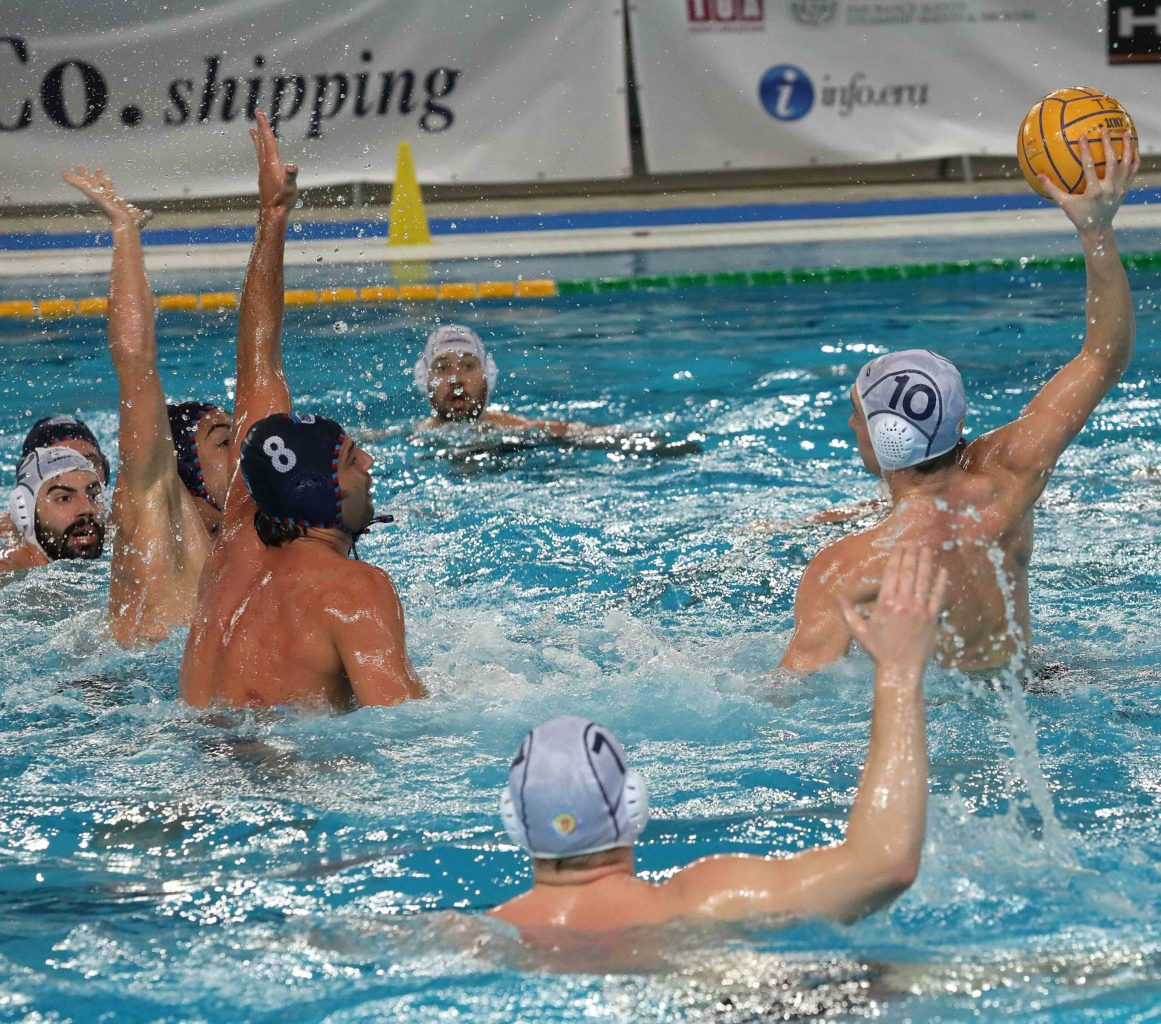 Michele Mezzarobba pallanuoto Trieste
