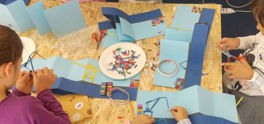 laboratori creativi bambini Porto Franco Trieste