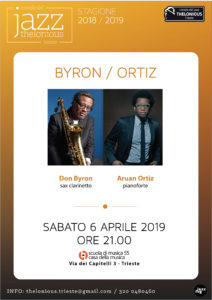 Locandina Byron Ortiz