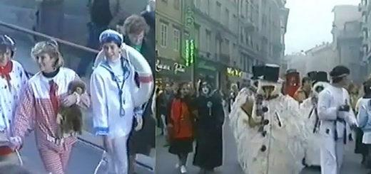 Carnevale a Trieste 1989
