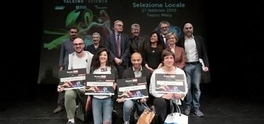 Famelab 2019: i vincitori foto Massimo Goina