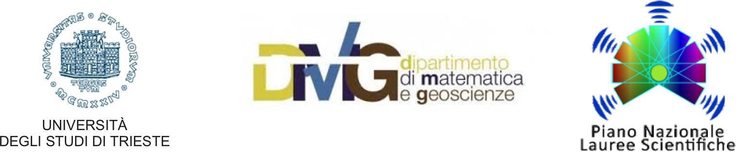 Università di Trieste, DMG, Piano Nazionale Lauree Scientifiche