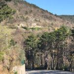 Villa De Rin dalla Strada per Opicina