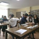 cupping arabic & robusta