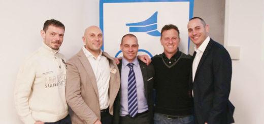 Lorenzo Tamaro Sap Trieste con squadra 2019