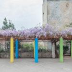 Elisa Vladilo - Le colonne di San Michele - 2000 - foto Davide Maria Palusa