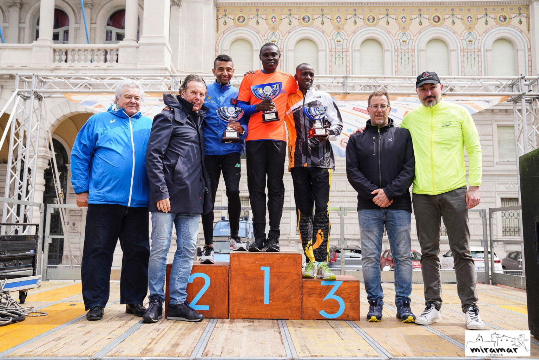 Trieste Running Festival 2019 premiazioni