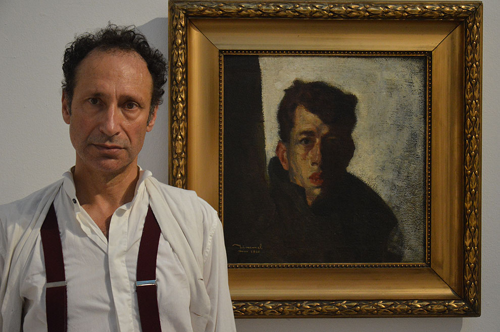 Giraldi - Timmel - ritratto - ph. G. Peteani