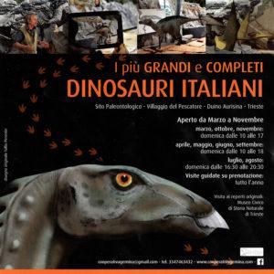 sito paleontologico Villaggio del Pescatore Duino Trieste
