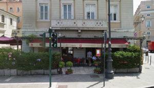 caffè Tommaseo Trieste