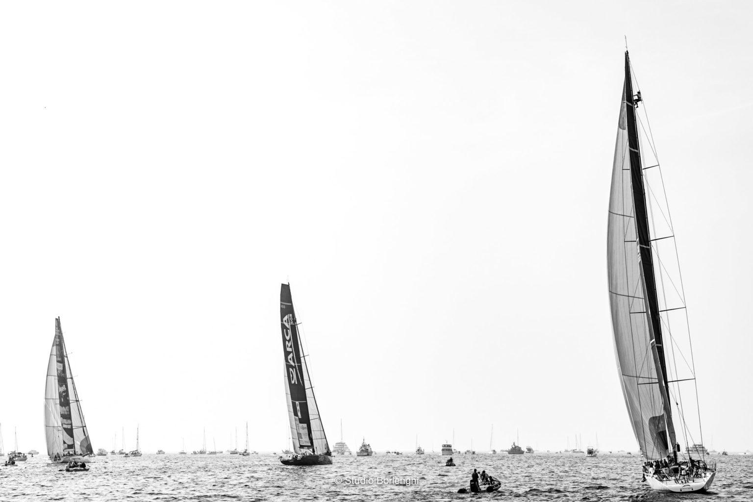 Barcolana barche a vela
