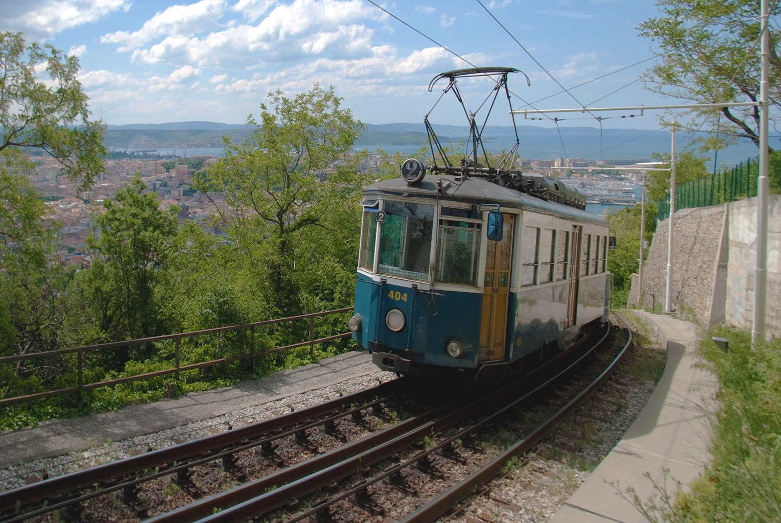 Tram di Opicina Trieste