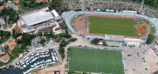 stadio Kantrida - Rijeka (Fiume)