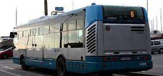 autobus 6 Barcola Trieste