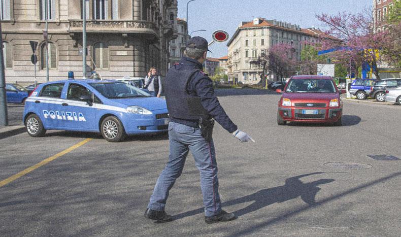 mobilità Trieste controlli