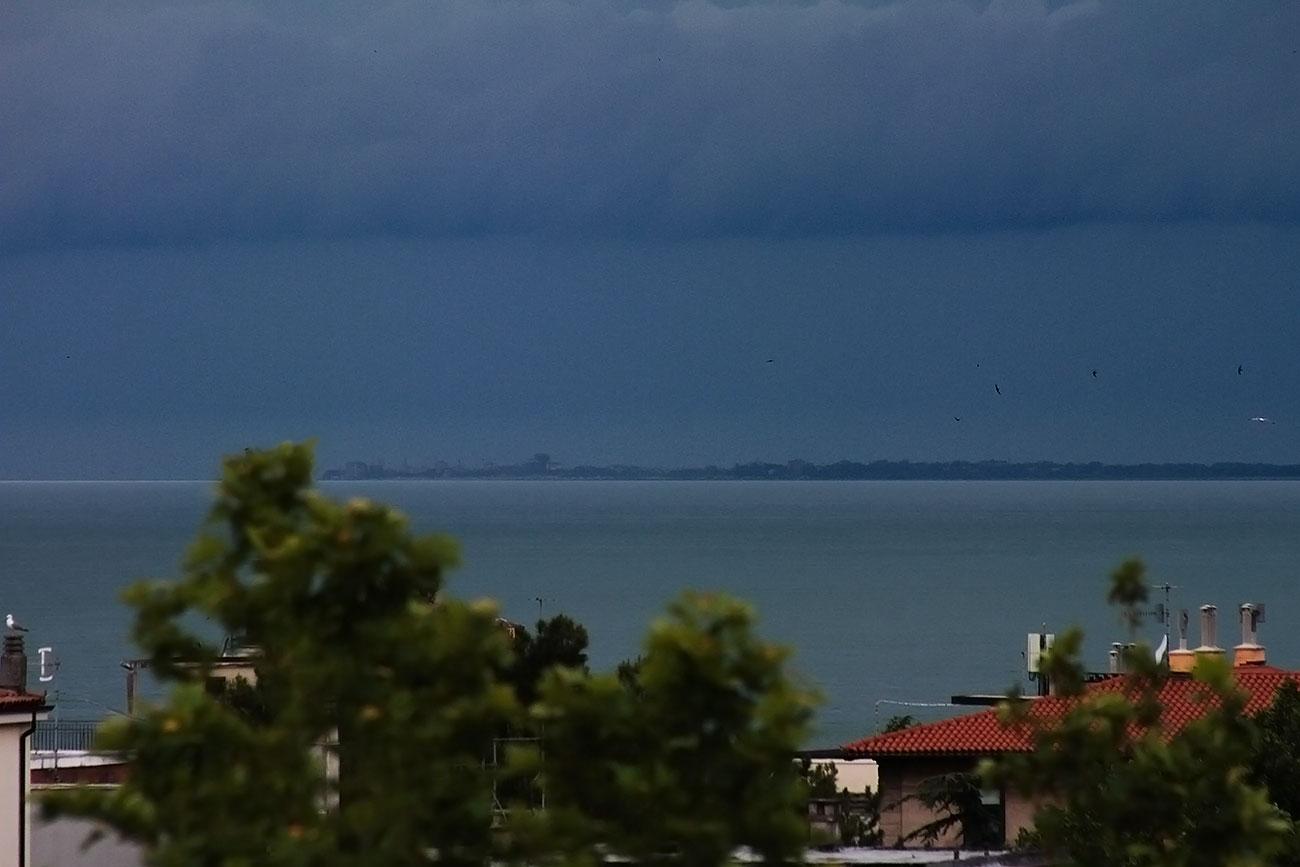 maltempo Trieste