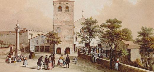 cattedrale di san giusto Trieste 1800
