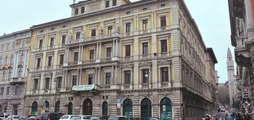 palazzo Kalister Trieste