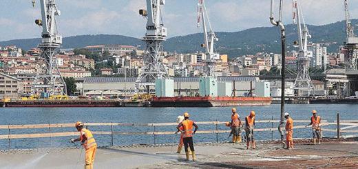 Porto di Trieste 2020