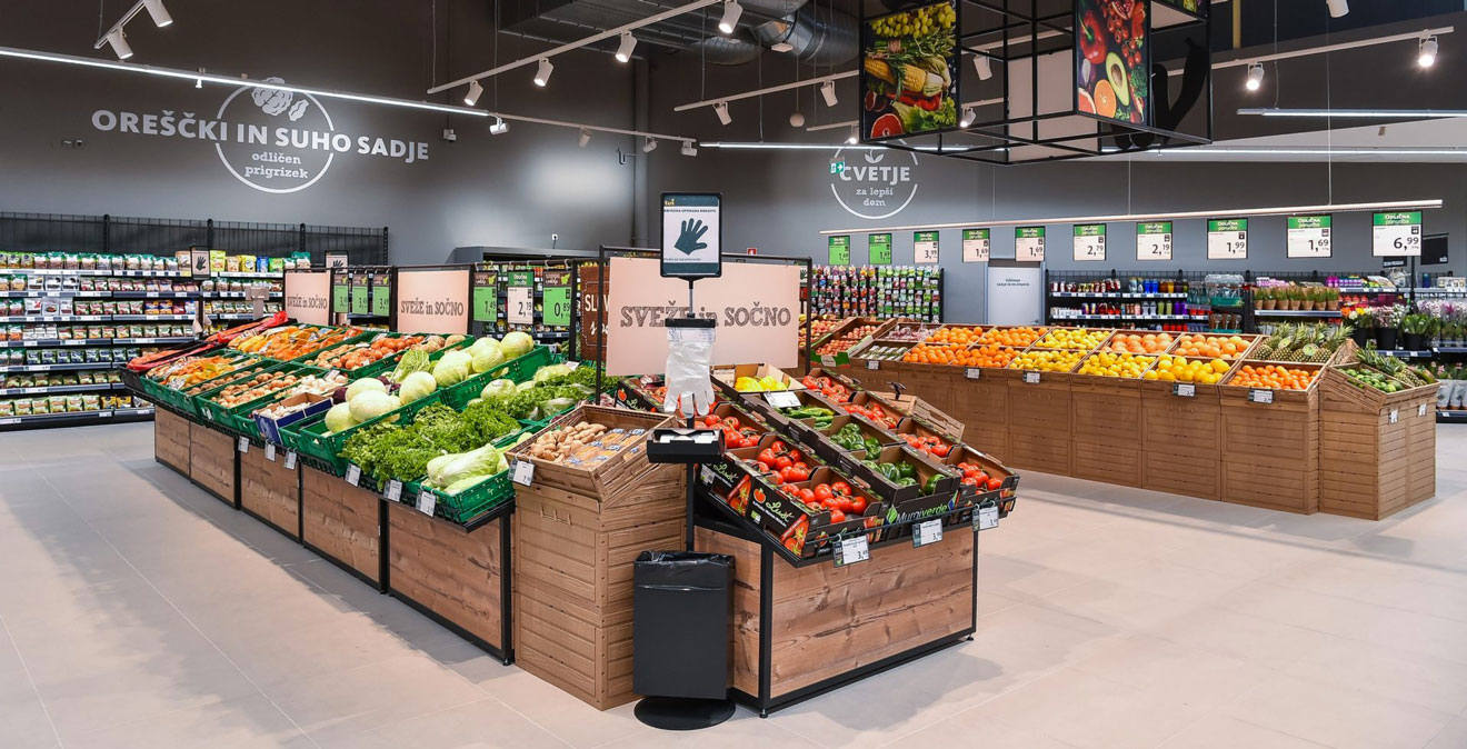 supermercato Slovenia