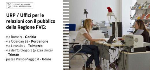URP ufficio relazioni con il Pubbllico