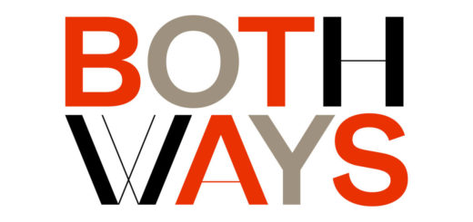 Both Ways - Paolo Tassinari, logotipo, 2020