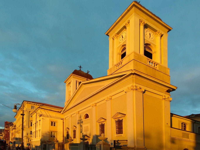 Chiesa greco-ortodossa S.Nicolò - Trieste
