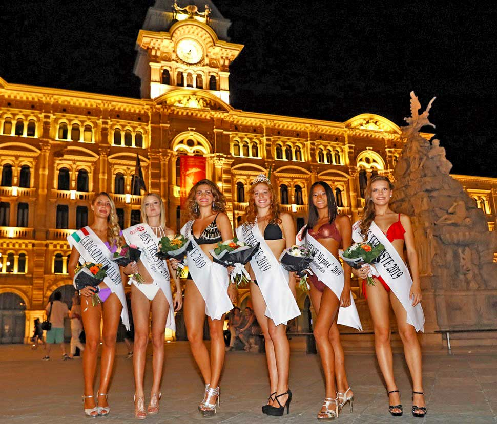 Miss Trieste 2019 - Foto di repertorio