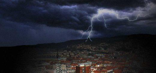 allerta arancione meteo Trieste
