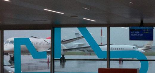 aeroporto Trieste airport Ronchi aereo