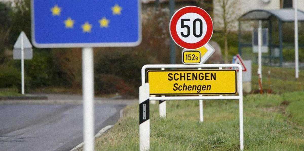 area Schenghen