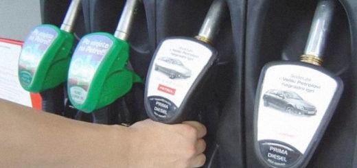 benzina e gasolio Slovenia