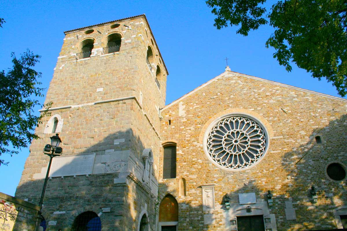 Cattedrale di San Giusto - Trieste