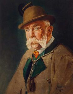 Francesco Giuseppe 1912