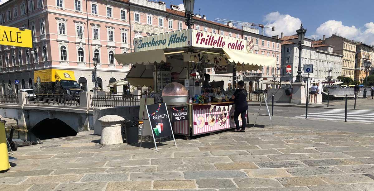 Piazza Austria - Frittelle Calde