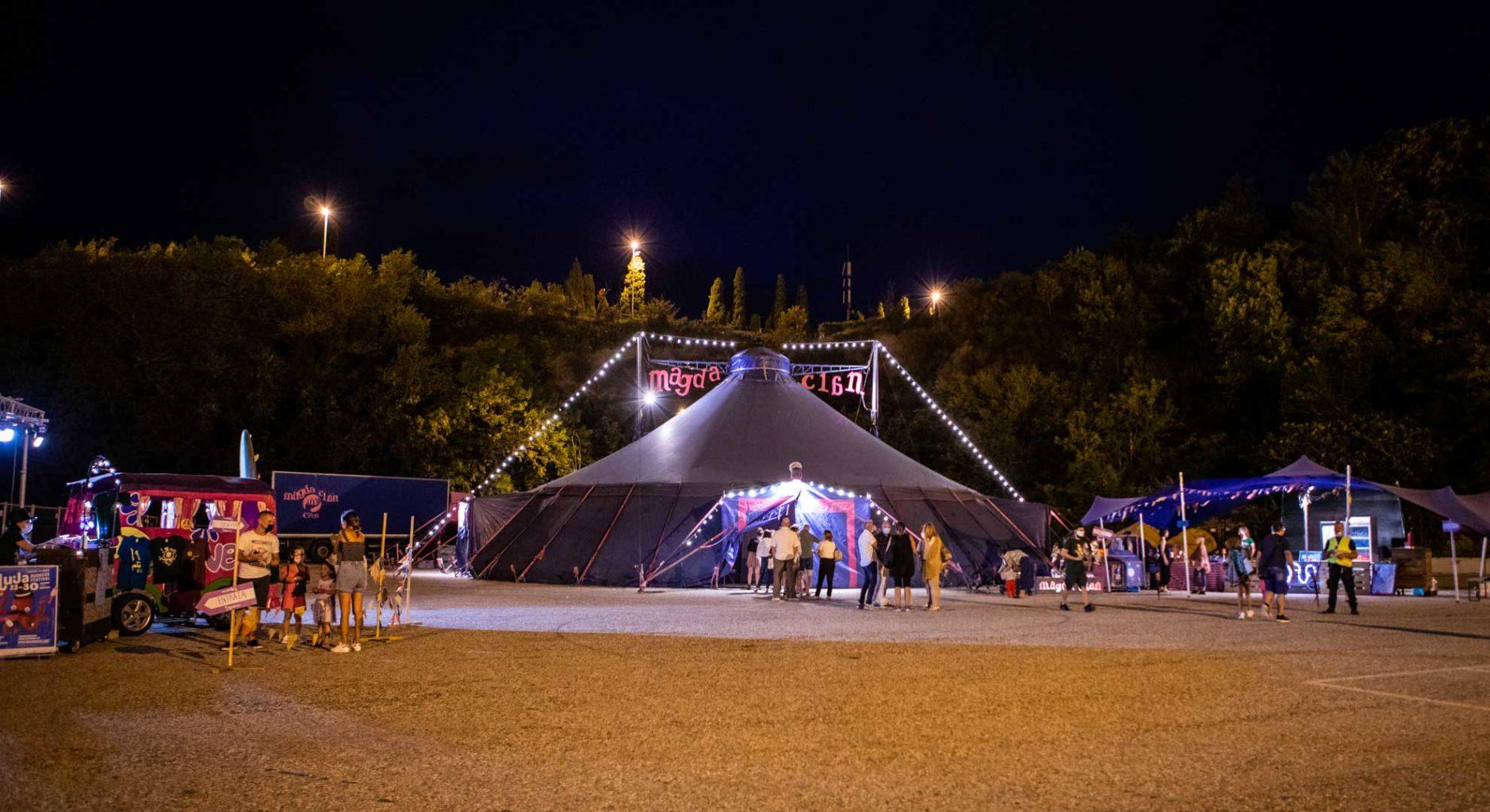 Circo Magdaclan - Muja Buskers festival - Credits: Roberta Paolucci
