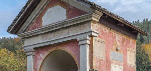 cappella romana antica Maria Saal Zollfeld Austria