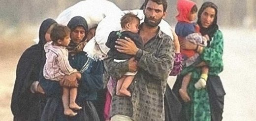 migranti famiglie neonati bambini