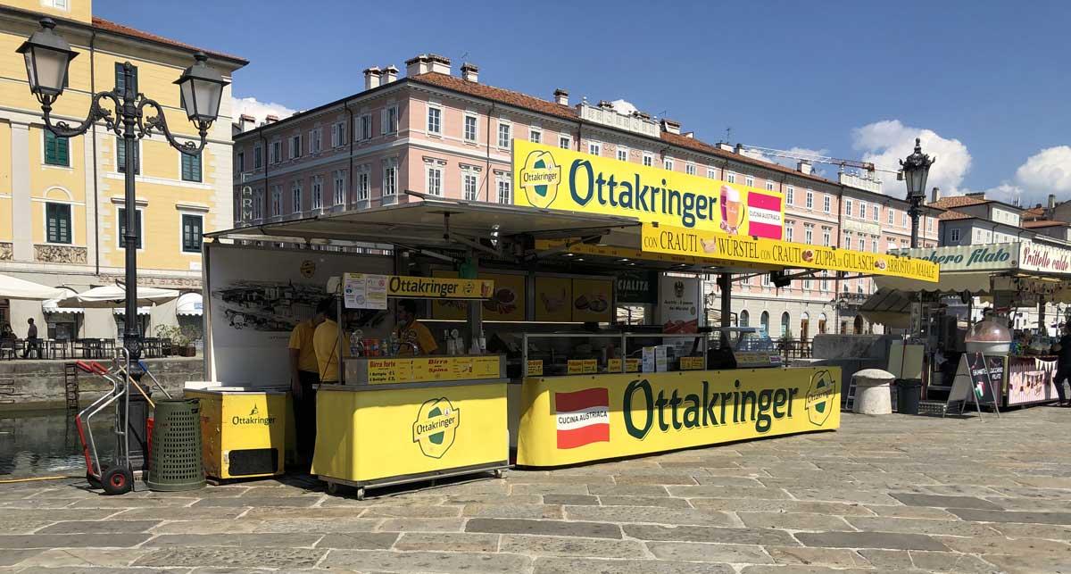Piazza Austria - Ottakringer