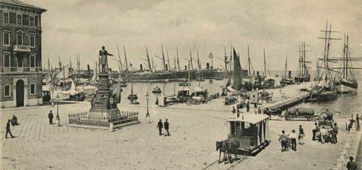 Piazza Giuseppina / Piazza Venezia - Trieste