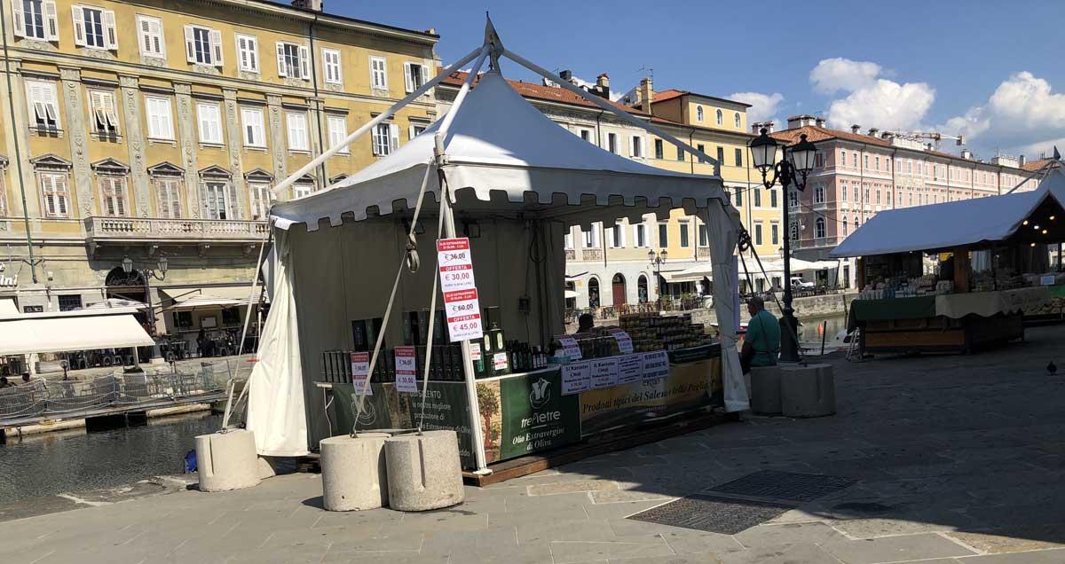 Piazza Austria - Prodotti del Salento