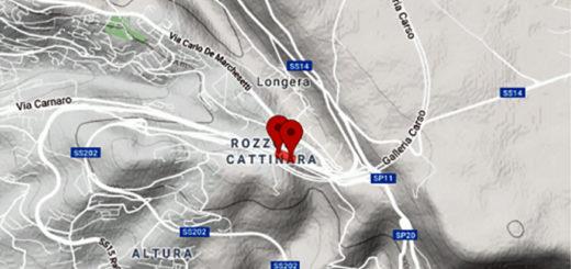 senso unico alternato galleria Carso Strada Statale 202 Trieste