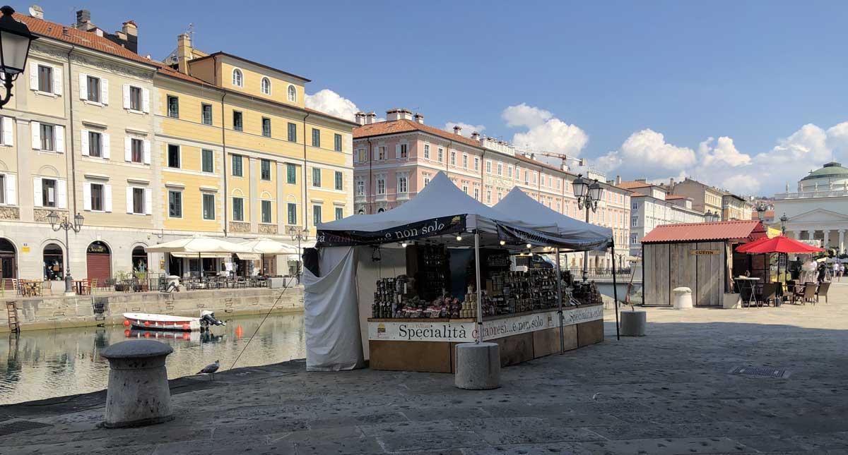 Piazza Austria - Specialità calabresi