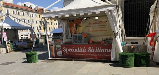 Piazza Austria - Specialità siciliane