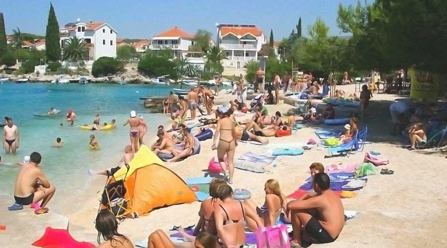 spiaggia Croazia