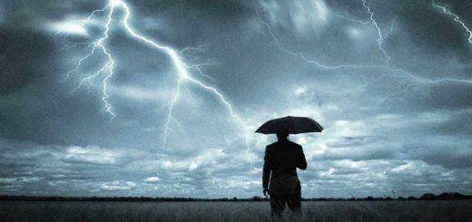 temporale allerta gialla fulmini pioggia